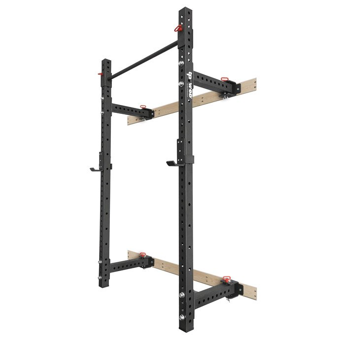 1001021 TPWOD Folding Squat Rack 2