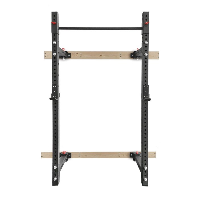 1001021 TPWOD Folding Squat Rack 3