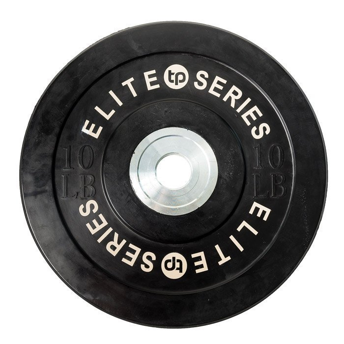 1002310 TPWOD Elite Bumper Plate 10lbs