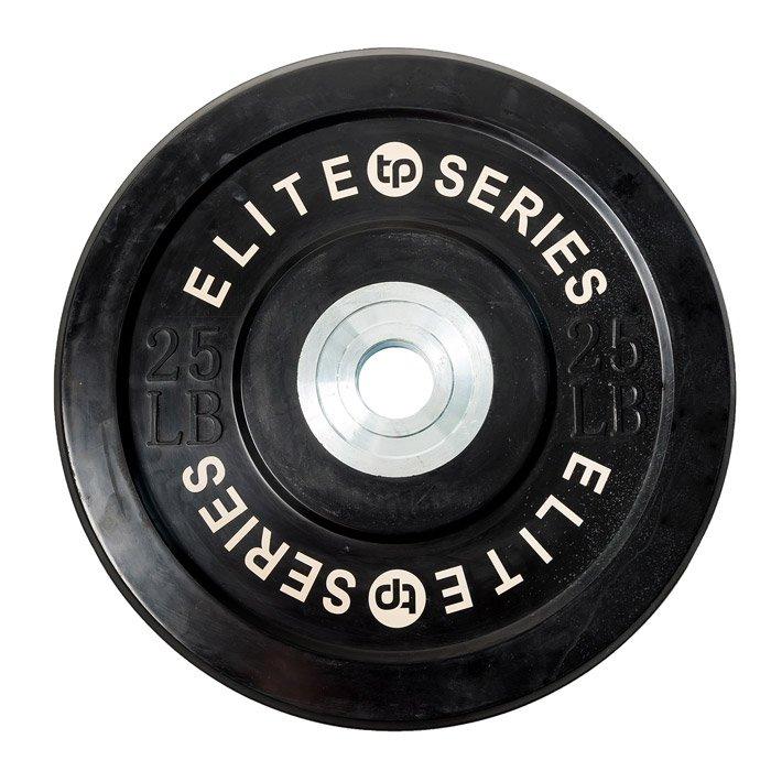 1002325 TPWOD Elite Bumper Plate 25lbs