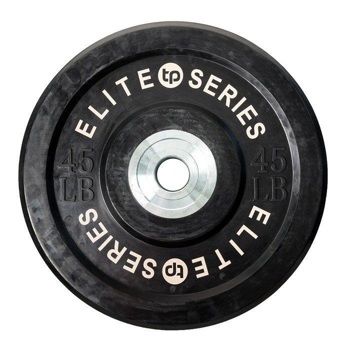1002345 TPWOD Elite Bumper Plate 45lbs