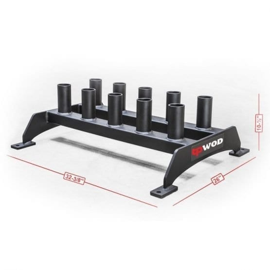 TPWOD Support Vertical 10 Barres