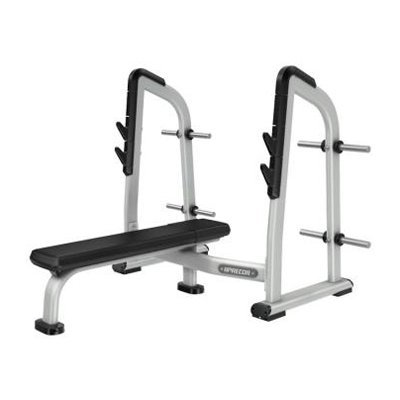 DBR0408 Olympic Flat Bench 3Q View