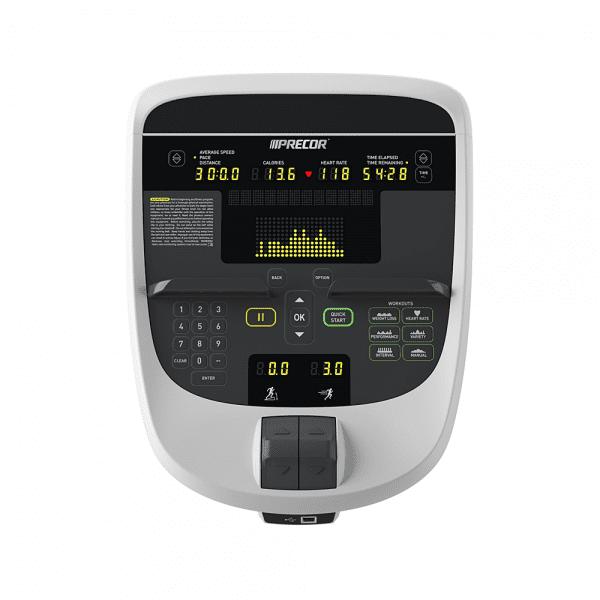 Tapis Roulant Precor TRM 833 - Console P30
