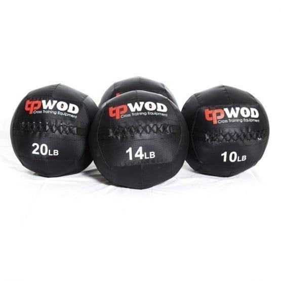 TPWOD Ballons Mur - WOD Balls