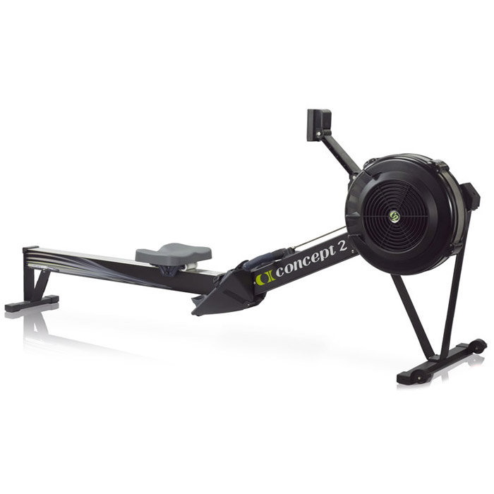 Rower Concept 2 Black3