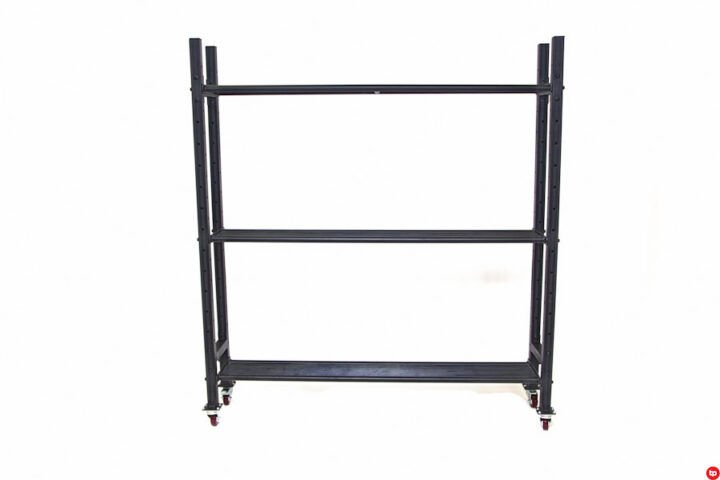 TP Multi Function Storage Rack 2