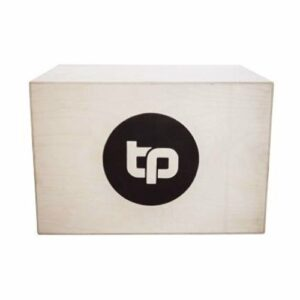 TPWOD 1006002 Cross Training 3 in 1 Wooden Plyobox Made in Quebec